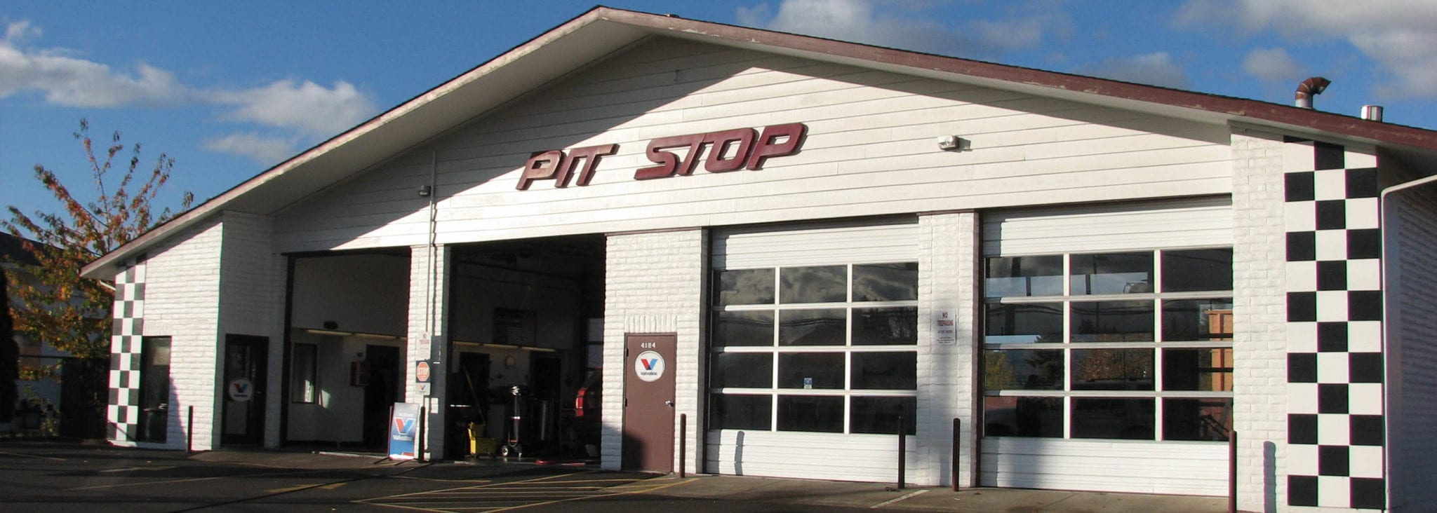 Pit Stop Springfield, Oregon